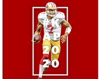 49ERS 2014 GRAPHICS