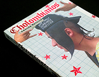 CHOLOMBIANOS book