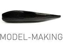 Speedboat Foam Model