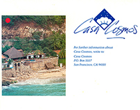 Brochure for Casa Cosmos / Vacation Rental Property