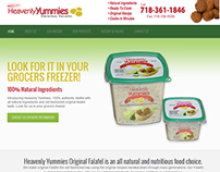 Heavenly Yummies Website