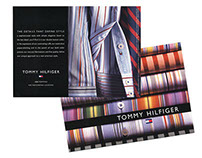 Tommy Hilfiger Shirts Campaign