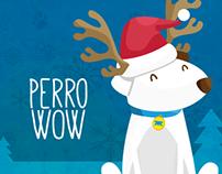 Perro WOW