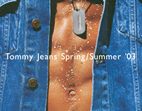 Tommy Hilfiger Jeans Campaign