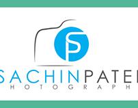 Sachin Patel Photography Logo