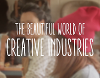 'The Beautiful World of Creative Industries'