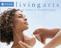 Gaiam Living Arts catalog