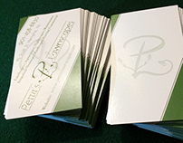 Pettit's Business Cards & Stationary