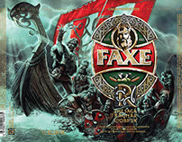 """The Saga of Ragnar lothbrok the"" for FAXE №1"
