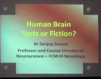 Human Brain – Facts or Fiction – Sanjoy Sanyal