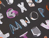 Intimates Typeface