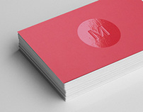 Media M - Logo + Stationery