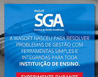 Wasoft | Redesign + Web