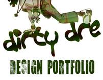 Andre Guindi Graphic Design Portfolio