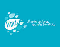 HANDY PURE • Productos de higiene / Hygiene products