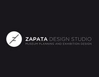 ZAPATA DESIGN • Planner museístico / Museum planner