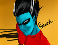 Freak'n Freakazoid (fan art)
