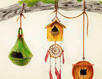 ¿Dónde vivirán las aves? 3 - Mundos Volátiles Vol. 1