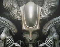 H.R. Giger Tribute