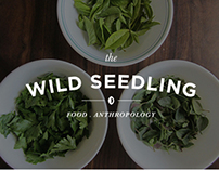 The Wild Seedling Branding