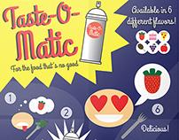 Taste-O-Matic