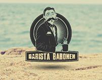 Barista Baronen Coffee Logo