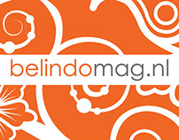 Business Card for Belindo Mag
