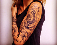 Tempory Tattoo
