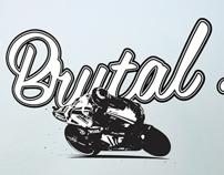 Brutal t-shirt motogp