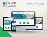 Responsive Webdesign - Al Jeri