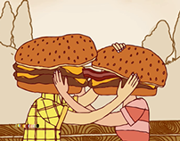 "Burger King ""Stackers"" Spot"