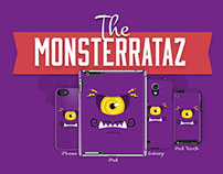 The Monsterrataz: Dr. Mesmer J. Monster
