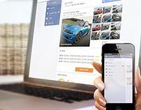 LiveTrade Responsive Web App
