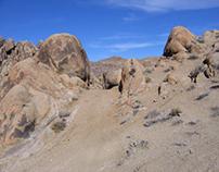 Day trip to Loan Pine California