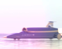 Intel / Bloodhound SSC