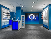 O2 Classic - Retail Design Rollout