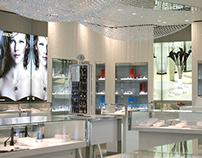 Swarovski Retail Rollout