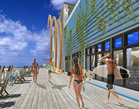 The Atlantic Surf Club (Senior Capstone Project)