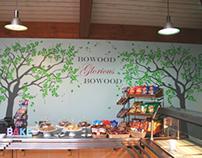 Bowood House- Custom Graphics