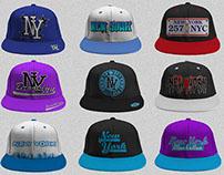 Logos caps