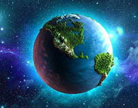 Behance Planet