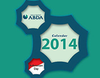Abda Calendar 2014