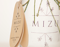 MIZU Natural Spring Water