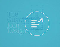 The Guardian Iconography - Icon Design
