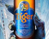 Tiger Beer - Halloween Zombie