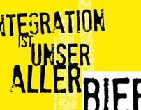 integration ist unser aller bier