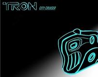 TRON city cruiser