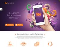 BeLanding | BeTheme