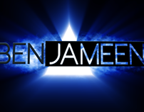 Animated Logo Ben Jameen