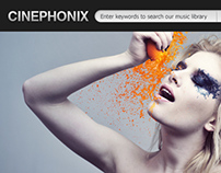 Cinephonix UI